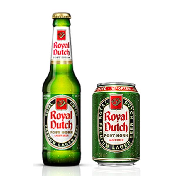 Royal Dutch Beers