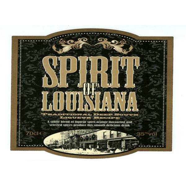 Spirits Louisiana Liqueur
