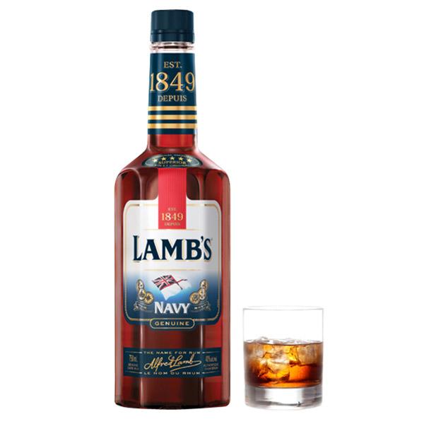 Spirits Rum Lambs
